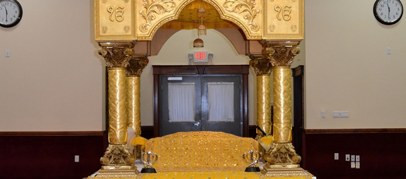 Welcome to Gurdwara Sahib Brookside